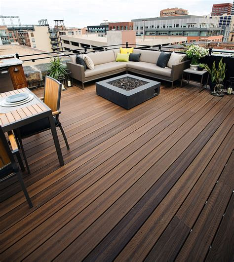evergrain composite vinyl wrapped decking  tamko rmfp