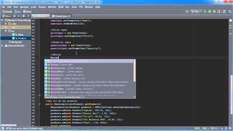 java tutorial youtube bucky javafx java gui tutorial 19 editable tables acrosoft