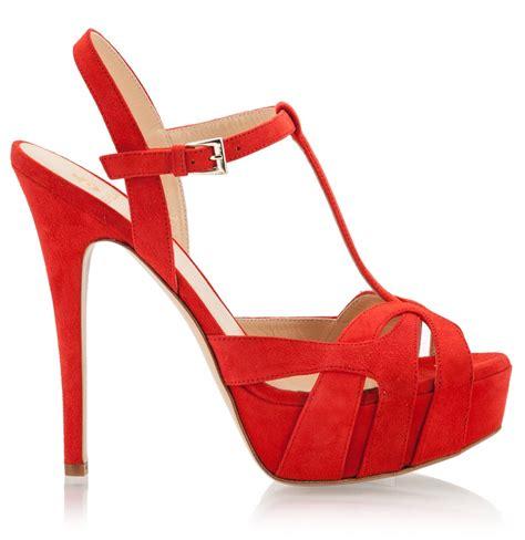 high heel sandal with t semilla suede leather t platform high heel