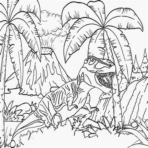 landscape coloring pages coloringsuitecom