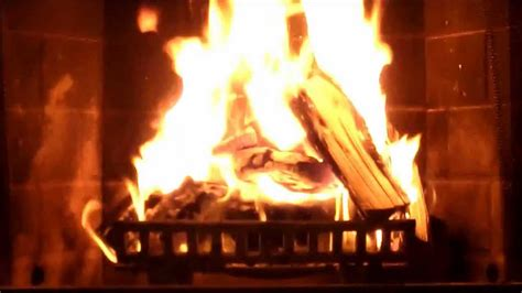 fireplace with sound in hd
