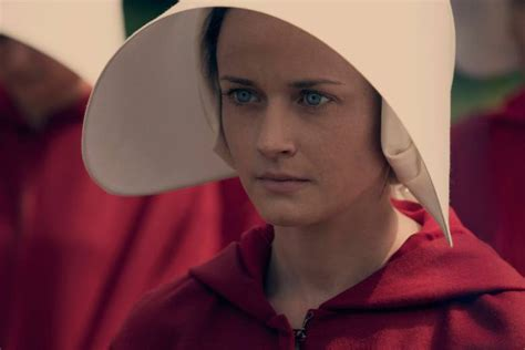 handmaid s the handmaid s tale alexis bledel and margaret atwood