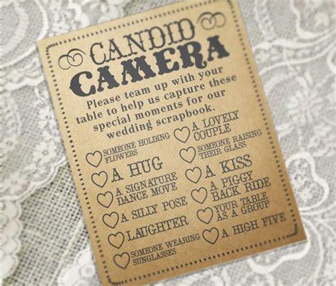 Wedding Reception Activities by