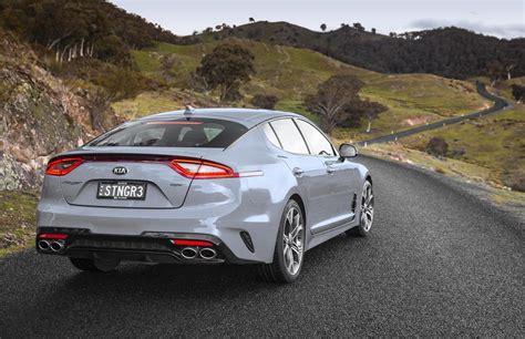 Kia Prices Australia Australia 2018 Kia Stinger Prices Announced