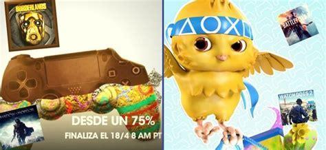 Gift Card Psn Chile - ofertas en psn store hasta 18 abril scheda up