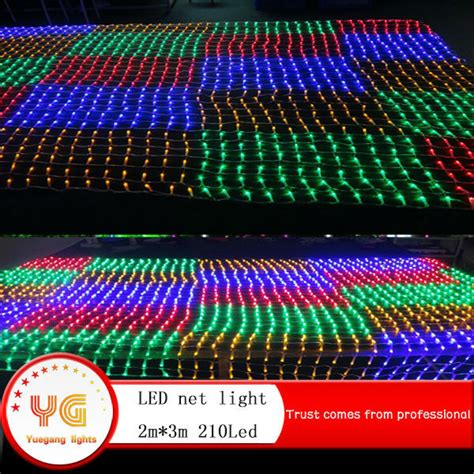 2m 3m 210leds hot sale christmas led lights led giant