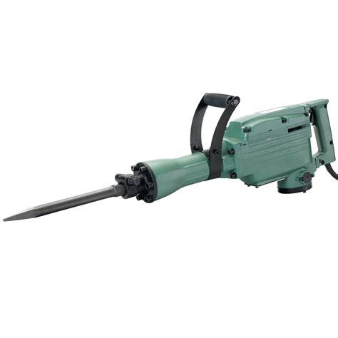 heavy duty electric demolition hammer concrete breaker electric hammer 1240w demolition concrete breaker w