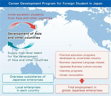 Us Mba Program Career Service International Student by Career Development Program For Foreign Students In Japan