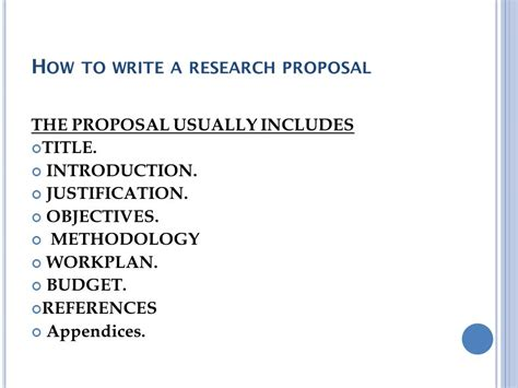 How To Make A Title For A Research Paper - how to write a research ppt