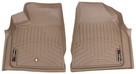 floor mats for 2012 buick enclave weathertech wt452511