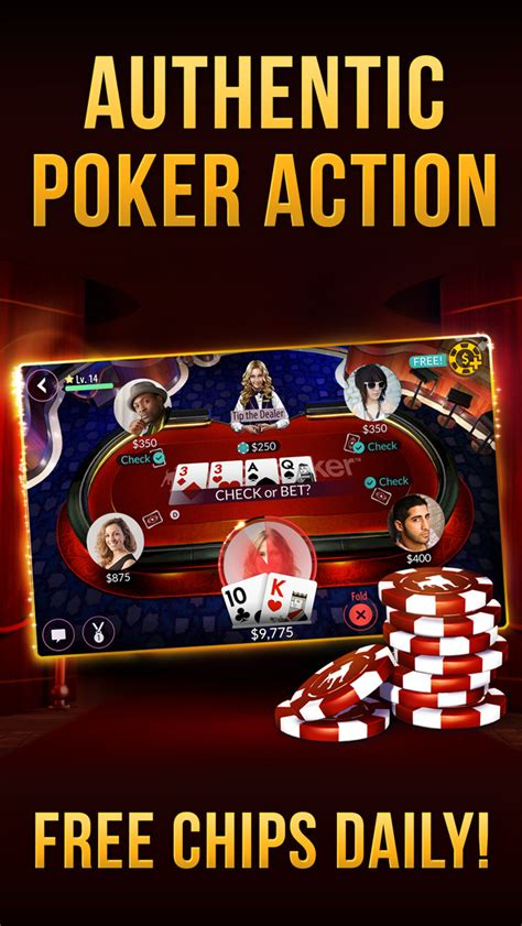 7 Best Zynga by Zynga Holdem Best Apps And