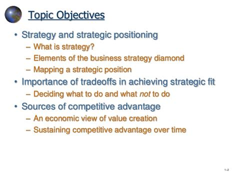What Is An Mba In Strategy by What Is Strategy An Introduction To Strategic Positioning