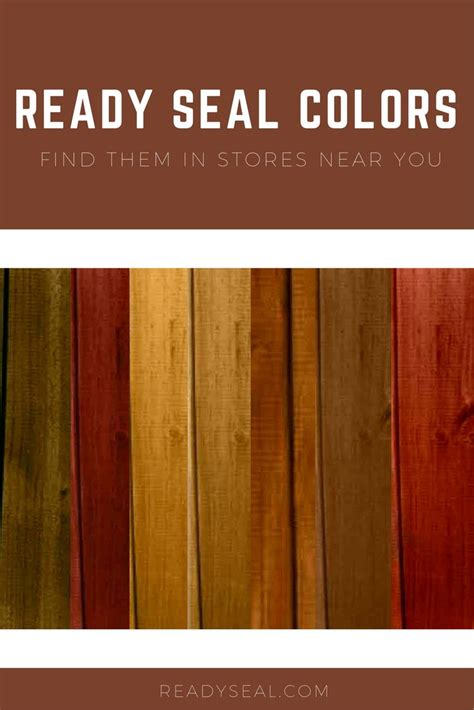 ready seal colors 72 best ready seal photos images on