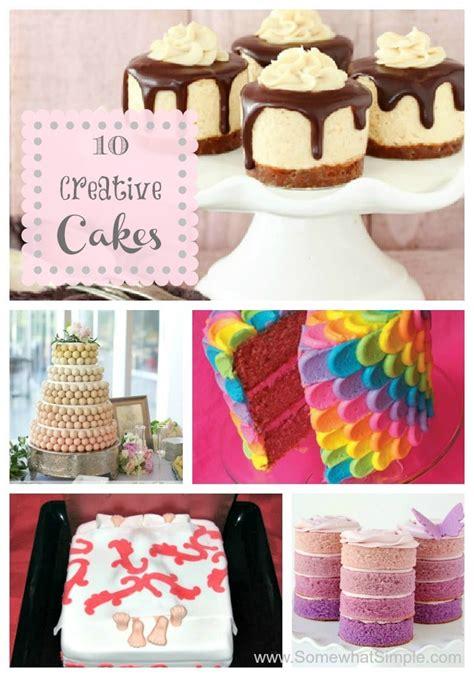 creative ideas 10 creative cake ideas