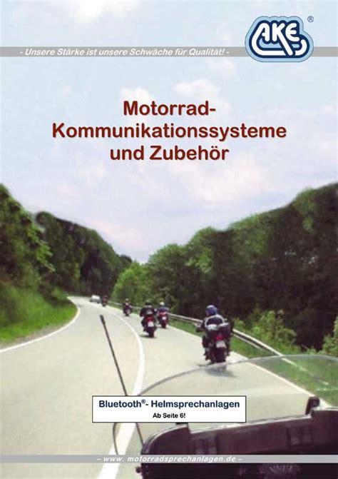 Motorrad Kommunikationssysteme Im Test by Aktuelle Kataloge Im Fr 252 Hjahr 2008 Atv Quad Magazin