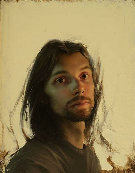 portraits berger on artists books daniel sprick portraiture