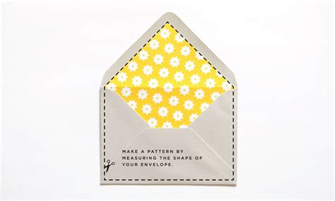 printable envelope liners printables diy envelope liners brooklyn bride modern