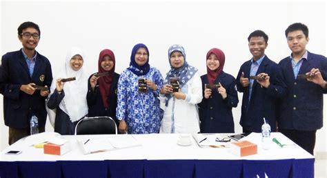 Teknologi Coklat mahasiswa ipb ciptakan inovasi coklat pertama di dunia