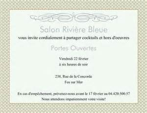Exemple De Lettre D Invitation A Un Cocktail Modele Invitation A Un Cocktail Document