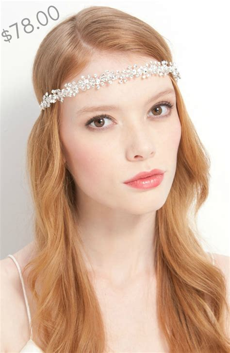 Wedding Hair With Band by Budget Friendly Wedding Hair Accessories Rustic Wedding Chic