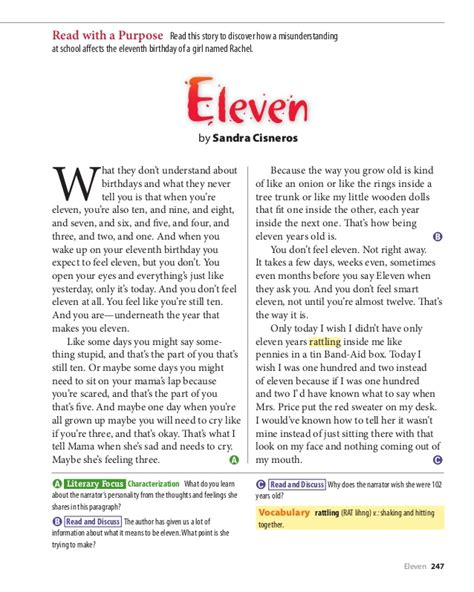 Eleven By Cisneros Essay by Free Sle College Admission Eleven By Cisneros Essay