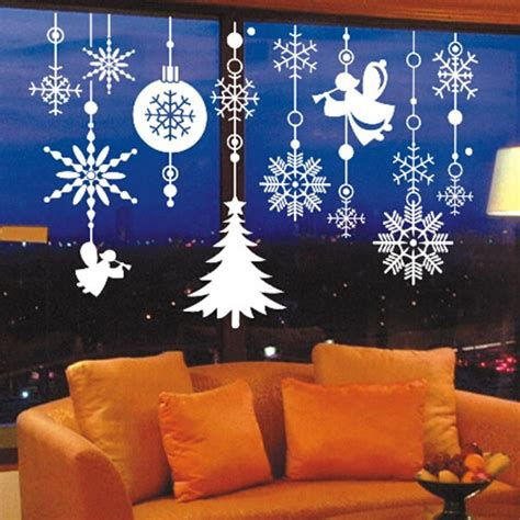 Snowflake Wall Stickers sticker picture more detailed picture about new fashion