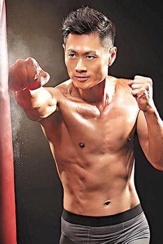 hong kong actor kwok fung asian hunkalicious middle aged celebs china