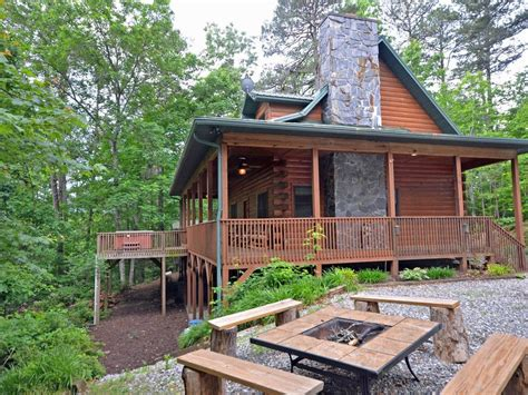 Lake City Cabin Rentals by Forest Lake Cabin 3 Br Vacation Cabin For Rent In Bryson