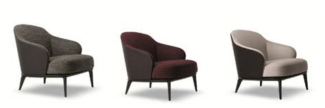 minotti armchairs the new minotti armchairs are elegant and protective news events by brabbu design