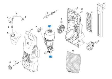 karcher spare parts diagrams karcher k2 91m eu 1 400 600 0 pressure washer housing