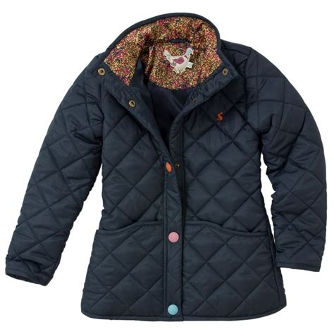 Joules Quilted Jackets by Joules Junior Beatrice Quilted Jacket Quilted Jacket