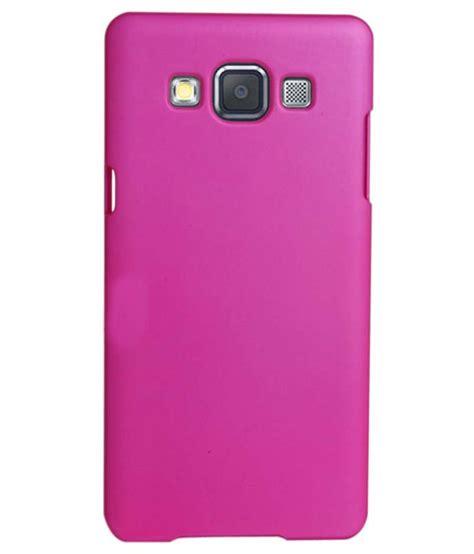 Back Cover Samsung Galaxy lomoza back cover for samsung galaxy j7 pink plain