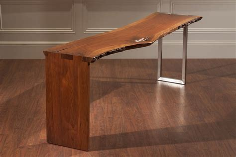ls1707 live edge console sofa table strauss