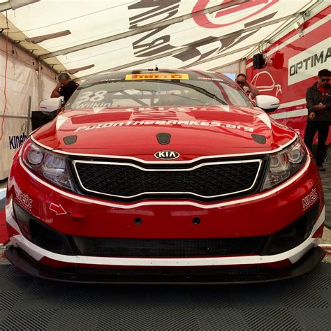 Kia Optima Racing Meet The Racing Kia Optima Turbos