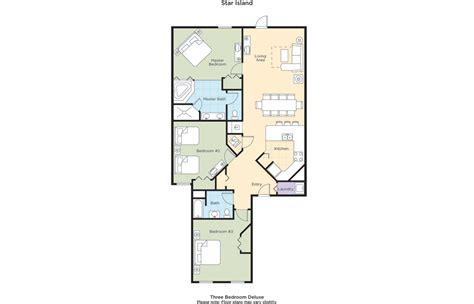 star island resort floor plans club wyndham star island