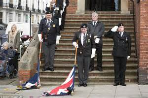 Heads Home For Funeral by Funeral Remembers Bernard The D Day Veteran Who