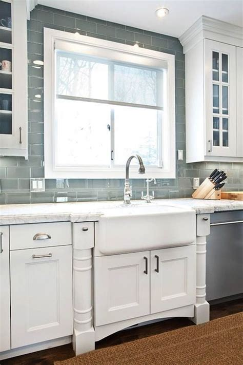 tile around kitchen window and around kitchen window backsplash pinterest glass