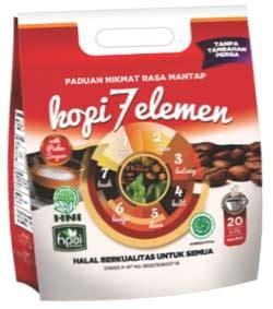 Pantyliner Herbal Hibis Hpai Isi Pantyliner 20 Pack 10 Lembar produk hni hpa indonesia toko herbal terpercaya