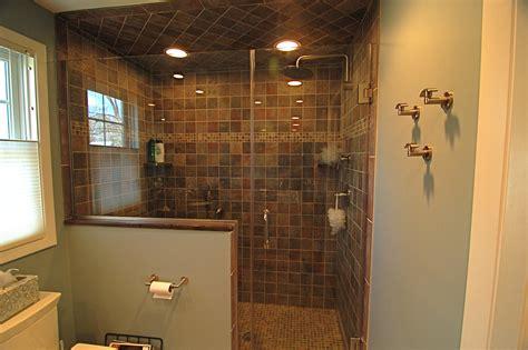 installing  tile shower homesfeed