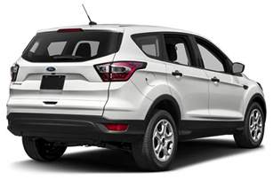 Ford Escape New 2017 Ford Escape Price Photos Reviews Safety