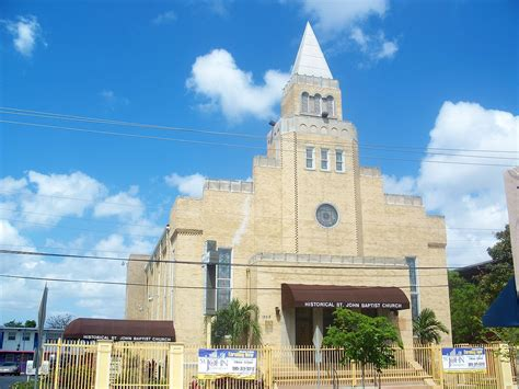 Attractive Miami Florida Churches #1: Overtown_FL_St_John_Baptist01.jpg
