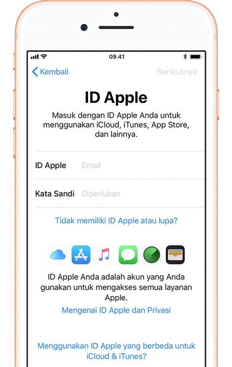 apakah membuat apple id harus bayar mengatur iphone ipad atau ipod touch apple support