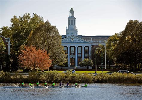 Harvard Mba Loans by Why Harvard Business School Embarked On Its U S