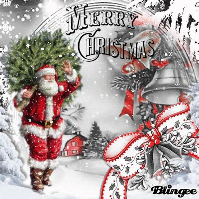 santa merry christmas animations pictures   images  facebook tumblr pinterest