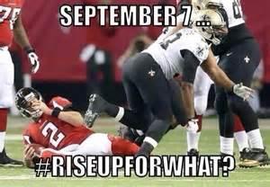 Saints Falcons Memes - saints vs falcons memes pictures to pin on pinterest