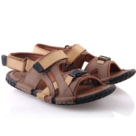comfortable leather sandals unze mens leather kahn comfortable summer sandals uk size