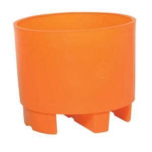 vestil 800 lb capacity 55 gal drum overpack spill