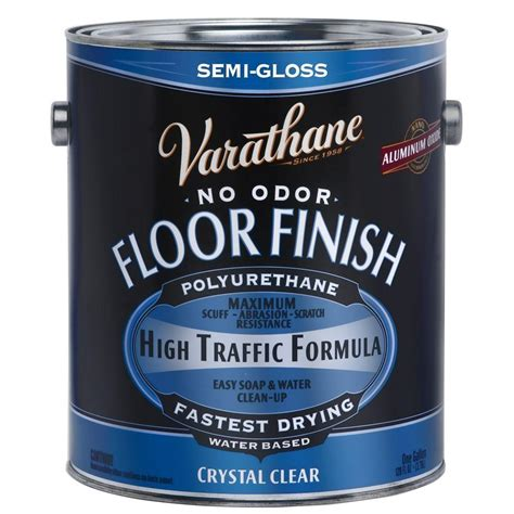 varathane 1 gal clear semi gloss water based floor