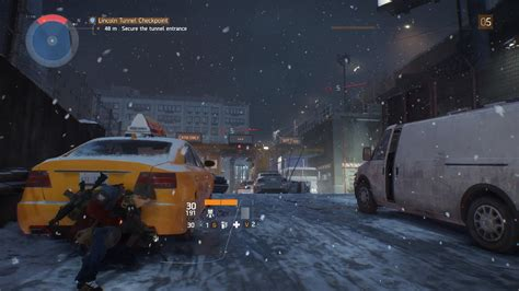 how is the lincoln tunnel the division lincoln tunnel checkpoint usgamer
