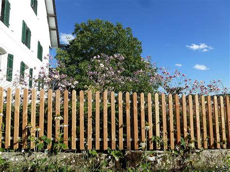 Gartenzaune Bilder